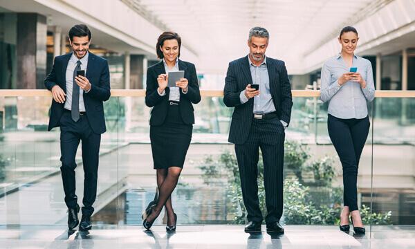 Behalten Sie mit DeDeTR Mobilfunk- oder Festnetzrechnungen im Blick.