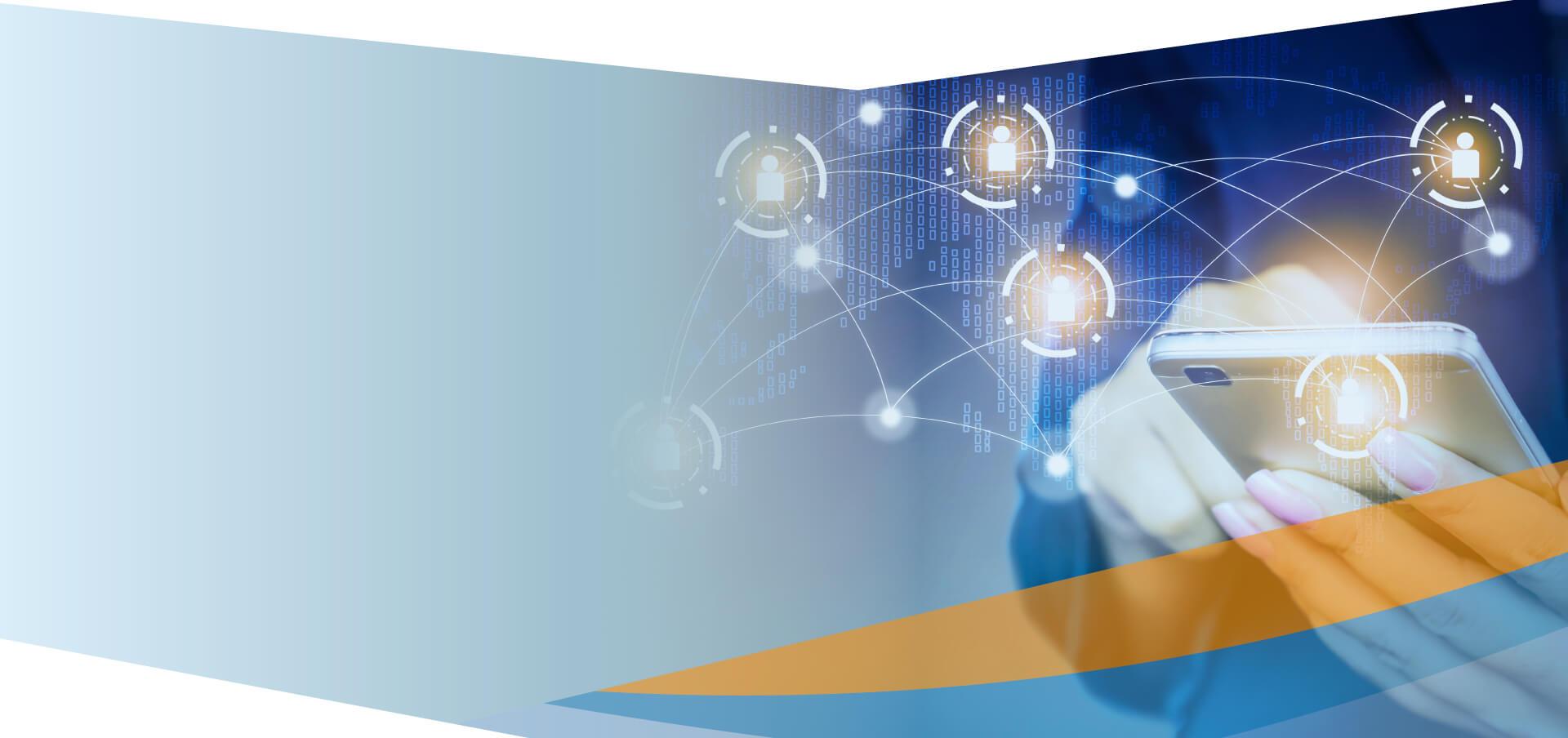 Mit DeDeTR erfahren Sie alles über die Telekommunikation in Ihrem Unternehmen.